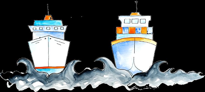 Seerecht und Havarien